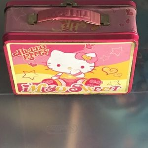 Other - Hello Kitty Vintage Lunch Box, No Thermos
